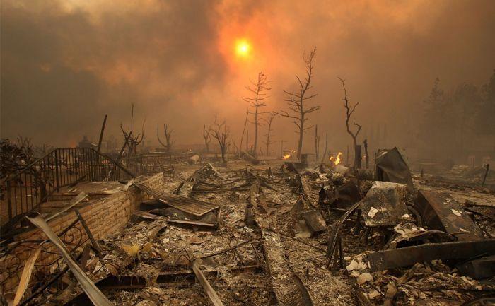 536 год: как «чёрный туман» едва не уничтожил население Земли   Пикабу