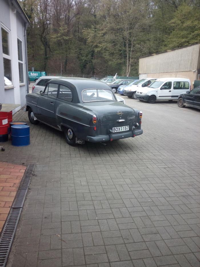 64 года. Полёт нормальный. Олдтаймер, Opel, Рекорд, Длиннопост