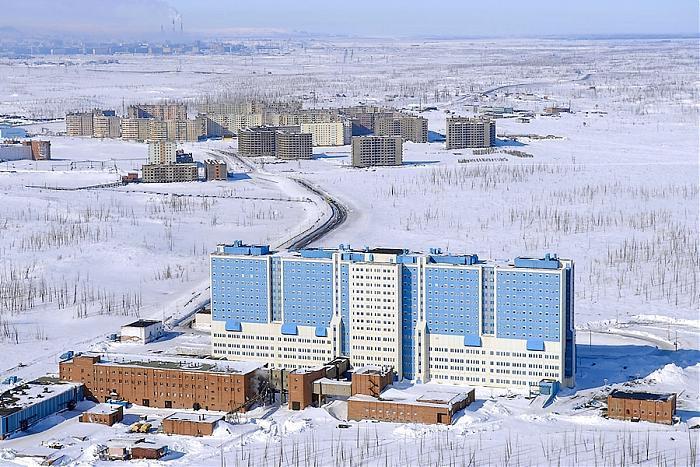 Столица Севера - город Норильск [длиннопост]