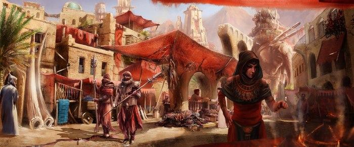 Умбар, восток Средиземья. Так много вопросов, и так мало ответов... Толкин, Властелин колец, Умбар, Пираты, Харадрим, Средиземье, Длиннопост