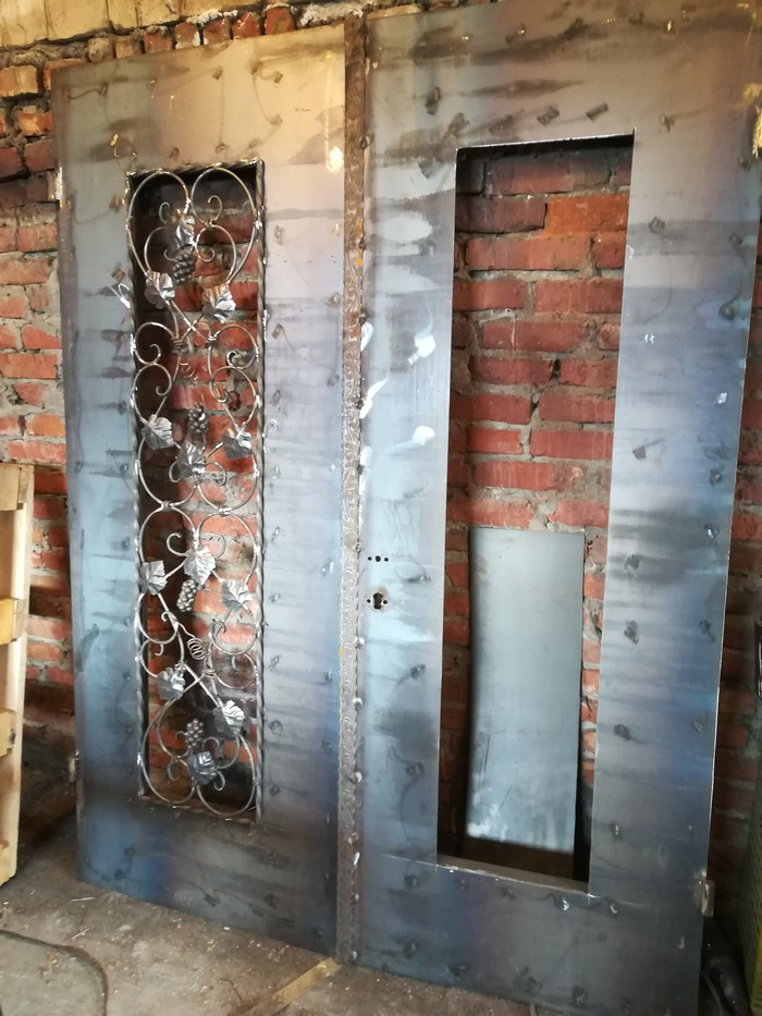 Двери за 10 дней. дверь, ковка, сварка, красивый вид, Минеральные воды, длиннопост
