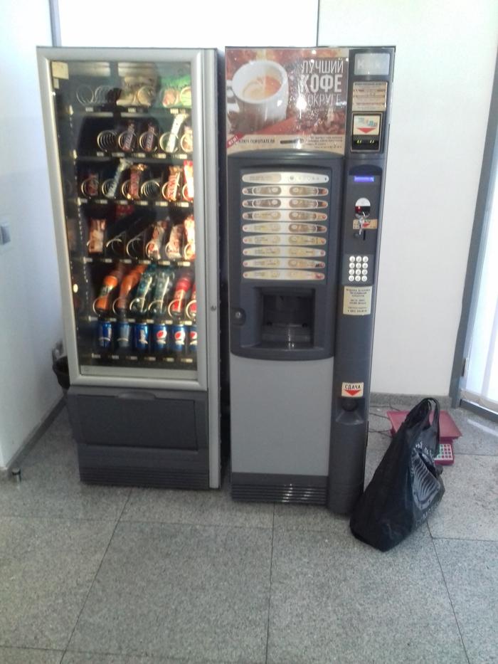 Реалии Вендинга Вендинг, Кофейный автомат, Бизнес, Длиннопост