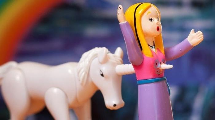Игрушки, которые должны были радовать детей, а в итоге пугают взрослых