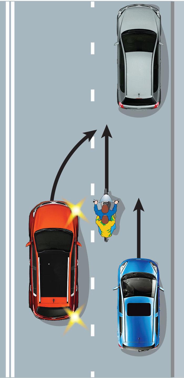 Копипаста:Как не попасть в аварию с мотоциклистом? Мото, Опасность, Опять, Автомобилисты, Надоело, Мотоциклисты и так должны знат, Для самых тупых в картинках, Баян, Длиннопост