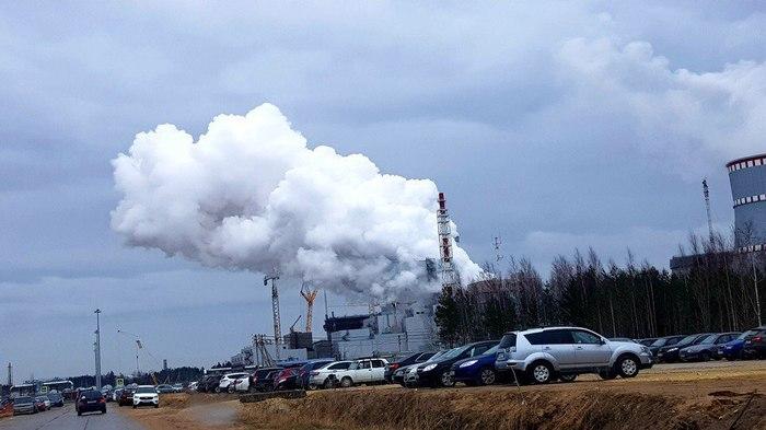 Завораживающие испытания нового энергоблока АЭС ЛАЭС, ВВЭР, Реактор, Аэс, Энергетика, Атом, Атомная энергетика