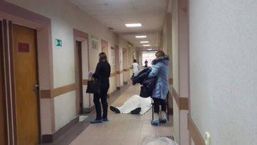 Житель Подмосковья скончался, прождав помощи врачей 2,5 часа Подмосковье, Дзержинский, Больница, Халатность, Без рейтинга, Негатив