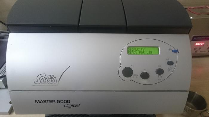 Ремонт кофеварки solis master 5000 digital Ремонт кофемашины, Мастерская электроники 78, Санкт-Петербург, Длиннопост, Ремонт техники
