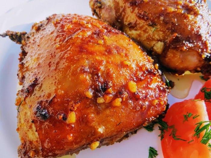 Куриные бедра в арахисовом маринаде Курица, Рецепт, Маринад, Арахис, Вкусно, Готовка