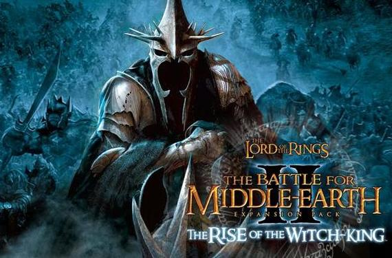 The Lord Of The Rings: The Battle For The Middleearth: The Rise Of The Witch King... The Lord of The Rings: The Bat, Компьютерные игры, IC обзор, Длиннопост, RTS