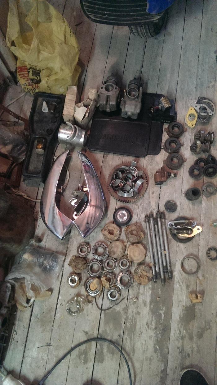 Реставрация ЗАЗ-968 (Запорожец ушастый) ЗАЗ 968, запорожец, реставрация, drive2, длиннопост, авто