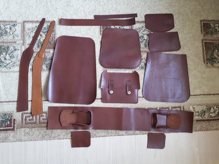 Рюкзак из кожи. Изделия из кожи, Кот, Ручная работа, Длиннопост