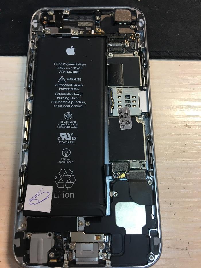 IPhone 6 восстановление после другого СЦ Ремонт Apple, Iphone 6, Камера, Вспышка, Дом, Touch id, Тачскрин, Ремонт в СПб, Длиннопост