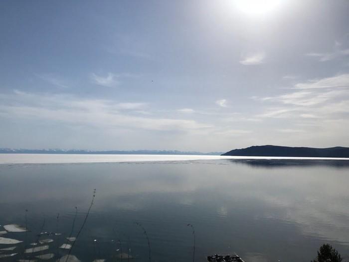 Байкал. Байкал, Лёд, Виды, Пейзаж, Красота, Длиннопост