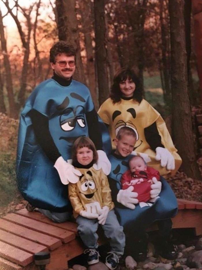Семейные фото бывают разные. Часть 3 Семейное фото, На память, Длиннопост