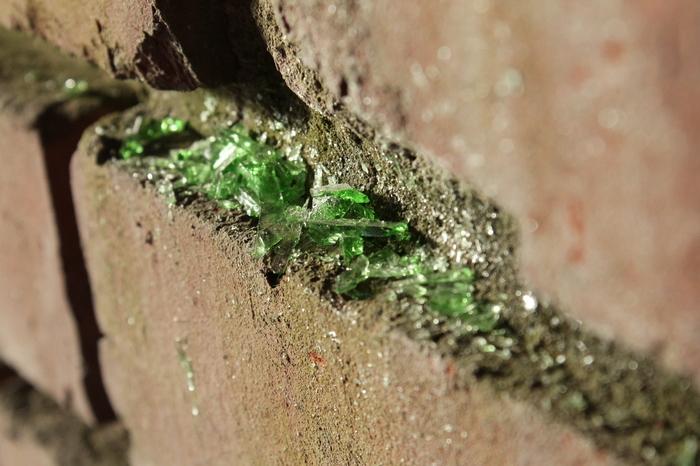 Стеклянный мох