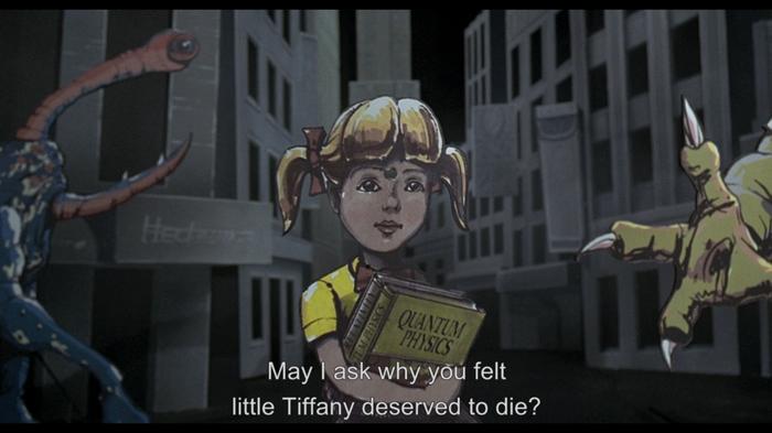 Позвольте узнать, почему вы застрелили малютку Тиффани? Педофилия, Люди в черном, Тиффани, Прикол