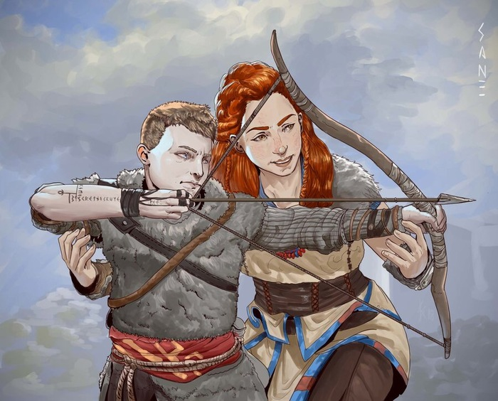 Aloy and Boy