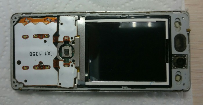 ТО Sony Ericsson k810i Sony Ericsson K810i, Ремонт телефона, Восстановление, Хобби, Длиннопост