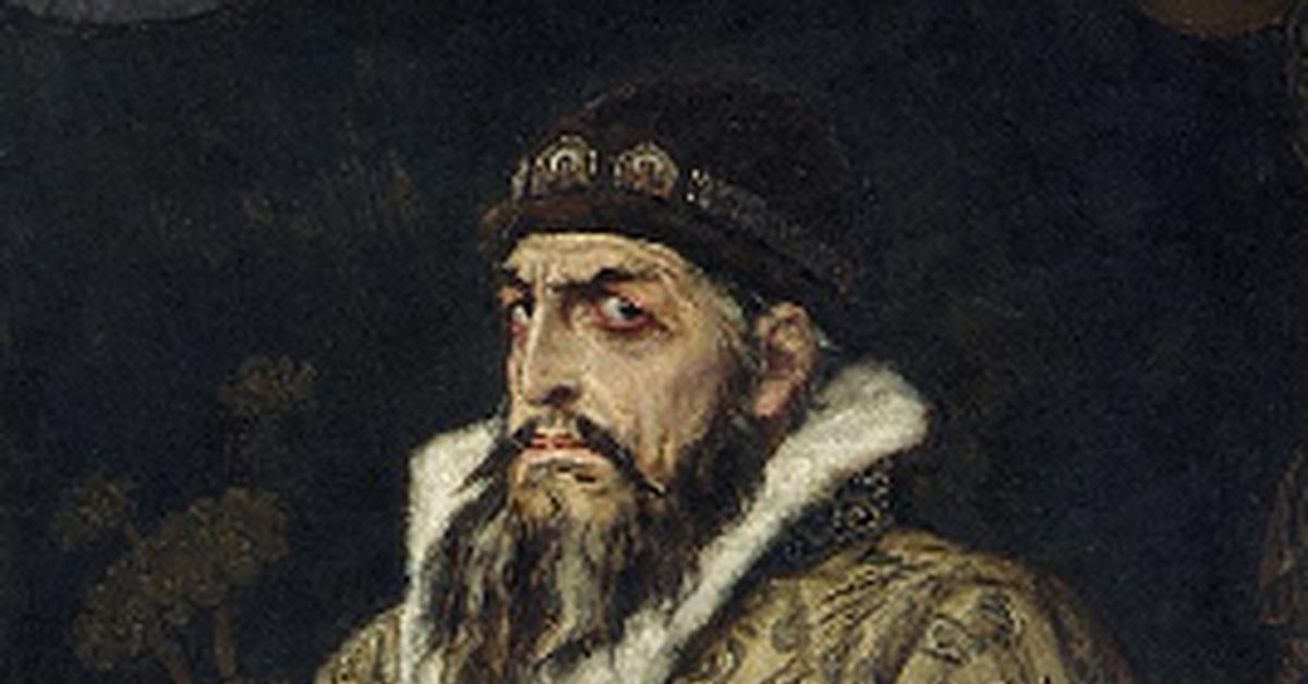 Насколько Иван Грозный далек от Мамая? Составим генеалогическое древо