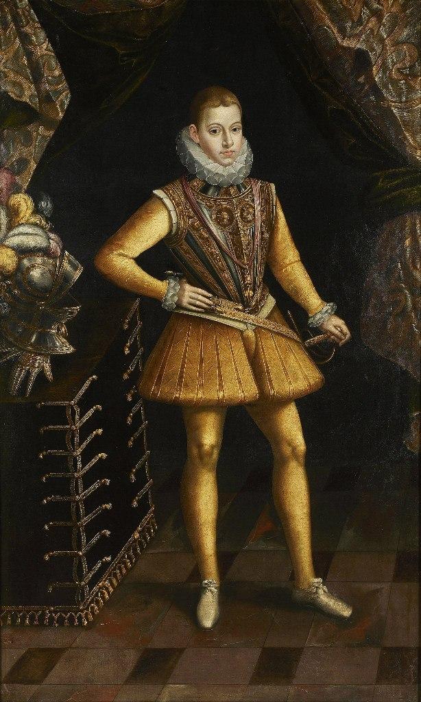 Проклятие испанских Габсбургов Лига историков, Габсбурги, династия, Испания, длиннопост