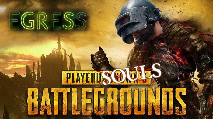 Очередная Королевская битва с элементами Souls-серии Новости, Dark souls, Battle Royale, Видеоигра, Xbox, Sony PS4, Видео