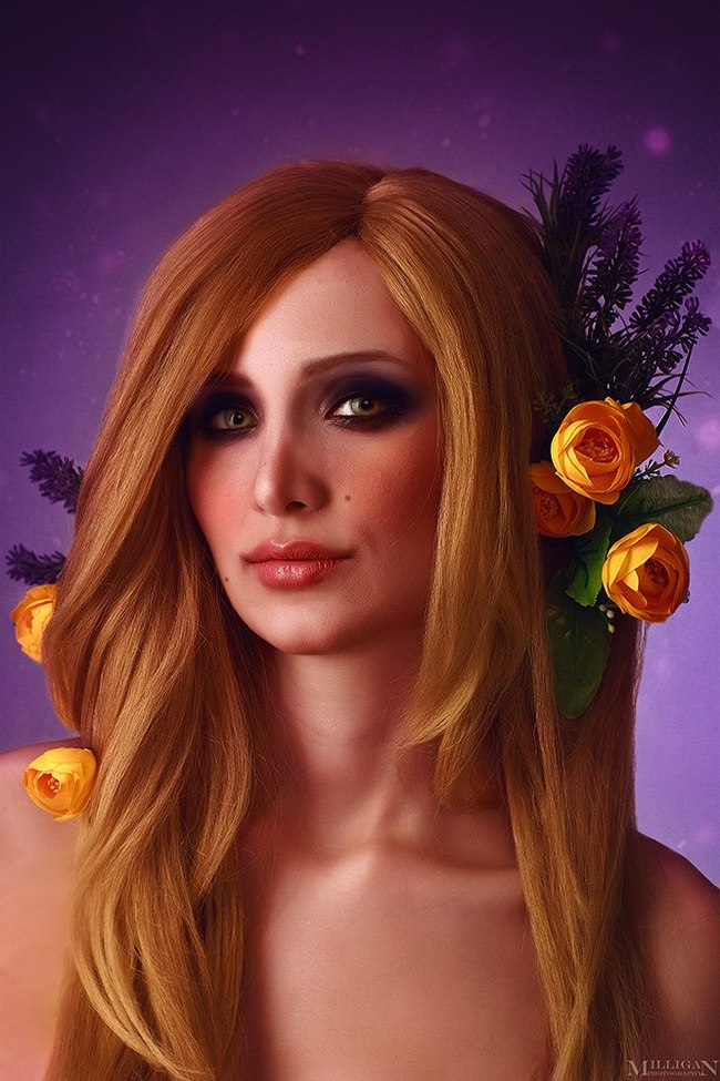 Присцилла! (make up test) MilliganVick, Присцилла, Цираночка, Ведьмак, Косплей, The Witcher 3:Wild Hunt