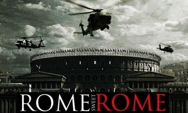 Отряд морских пехотинцев против армии Римской империи — кто победит Римская империя, Война, Морская пехота, Длиннопост, Вопрос, Видео