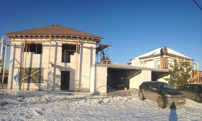 Сколько стоит построить дом Строительство, Программист, Своими руками, Коттедж, Длиннопост, Инженер