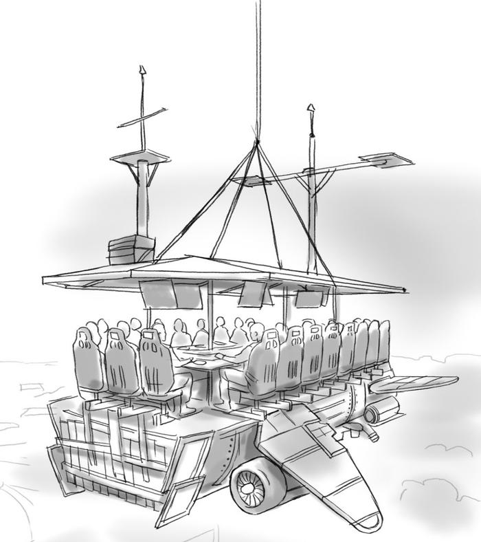 Worlds Adrift готовится отпраздновать выход в ранний доступ в Steam. Worlds Adrift, MMO, Mmorpg, Игры, Трейлер, Видео
