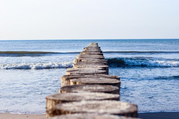 Кусочек балтийского моря