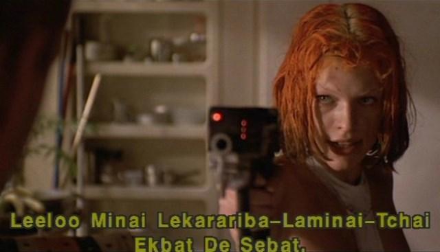Как это снято: «Пятый элемент» Люк бессон, Пятый Ðлемент, создание, длиннопост, видео
