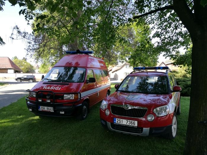 Мини выставка пожарных машин в Чехии. Фотография, Чехия, Пожарная машина, Длиннопост