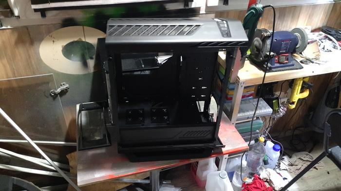 Проект h / k Моддинг h k pc, Modding, ПК, Системный блок, Компьютер, Жидкостное охлаждение, Охлаждение, Длиннопост