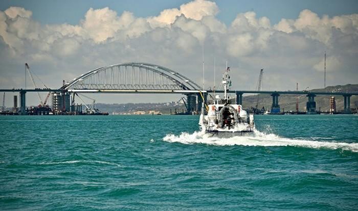 Крымский мост придется снести Украина, Крым, Керченский мост, Политика