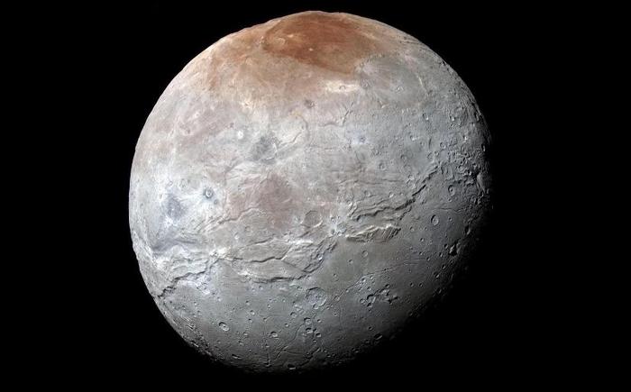 Спутник Плутона - Харон Харон - спутник Плутона, Гик-Культура