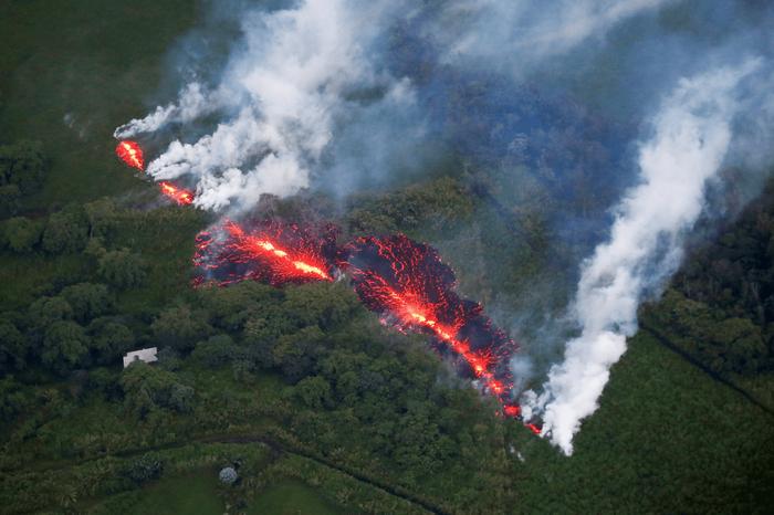 Мировая катастрофа: Гавайи доживают последние дни катаклизм, США, гавайи, Катастрофа, Копипаста, новости, видео, длиннопост