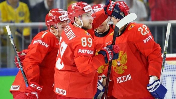 Россия вылетела из плей-офф чемпионата мира, проиграв Канаде Хоккей, Сборная России по хоккею, Сборная Канады по хоккею, Плей-Офф, Чемпионат мира по хоккею 2018, Поражение
