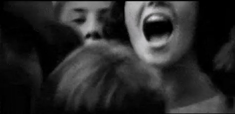 — Джоооон! — Рииипли! Сигурни Уивер, The Beatles, Ретро, Гифка, Видео
