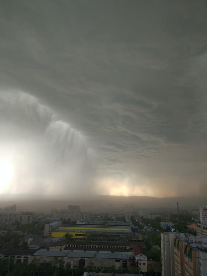 Небесный апокалипсис Фотография, Чита, Длиннопост