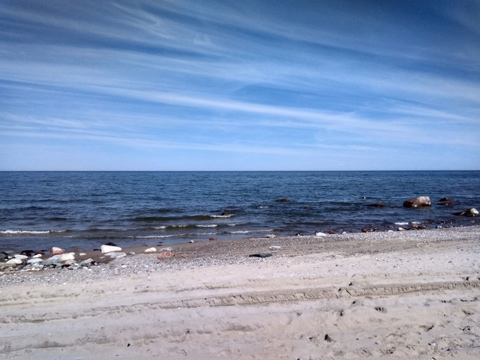 Пособие для начинающего ловца янтаря. Море, Пляж, Балтийское море, Янтарь, Фотография, Отдых, Путешествие по России, Длиннопост
