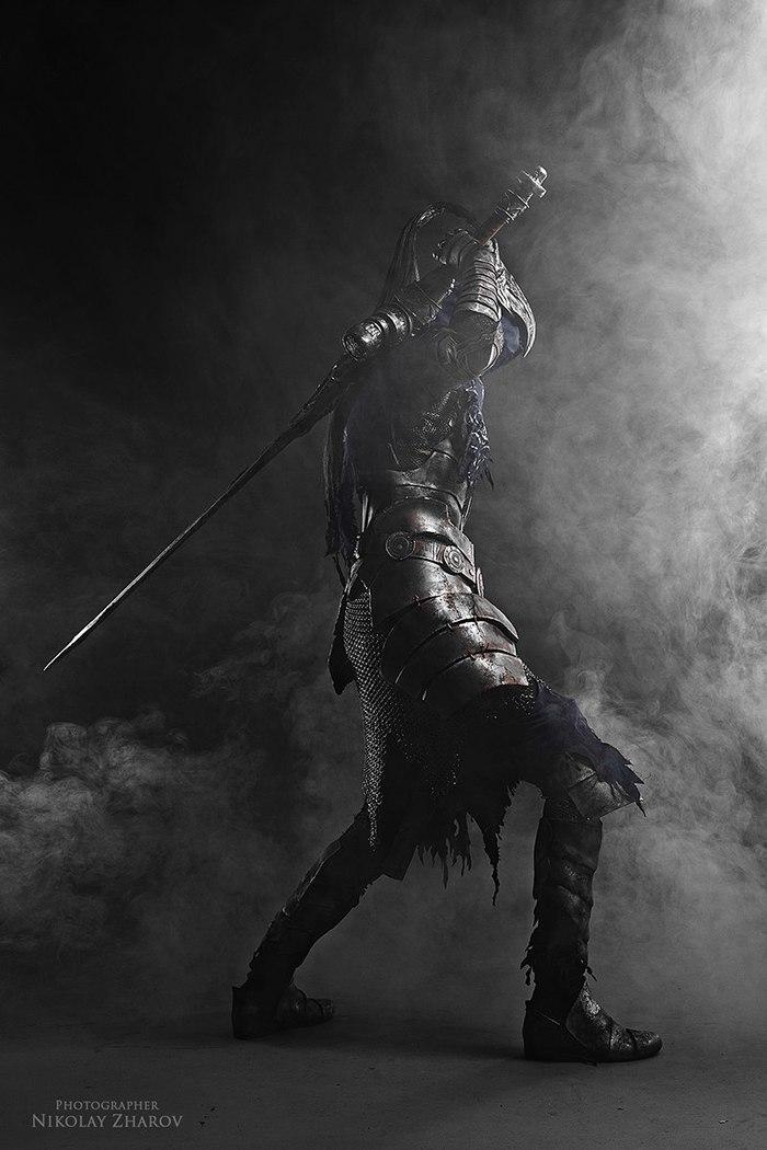 Dark Souls,Ornstein&Artorias cosplay Dark souls, Косплей, Knight Artorias, Dragon Slayer Ornstein, FromSoftware, Длиннопост
