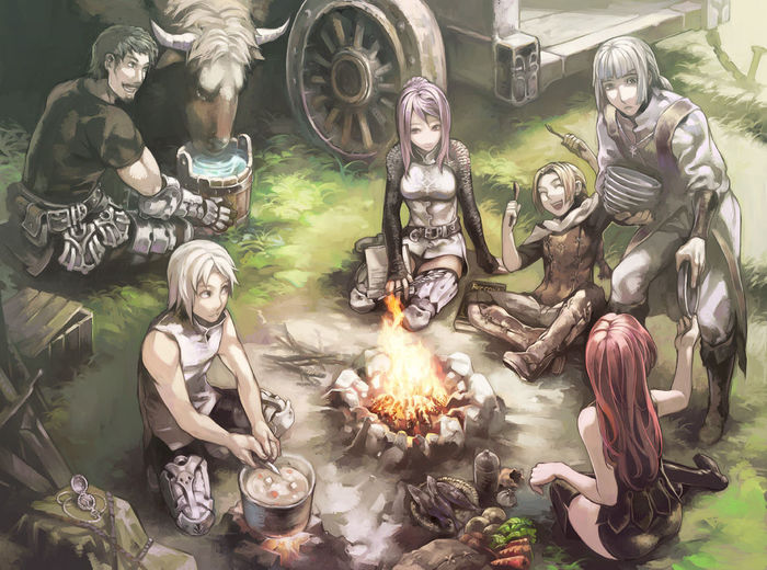 Aoin Art Aoin, Аниме, Anime Art, Anime Original, Hatsune Miku, Violet Evergarden, Длиннопост
