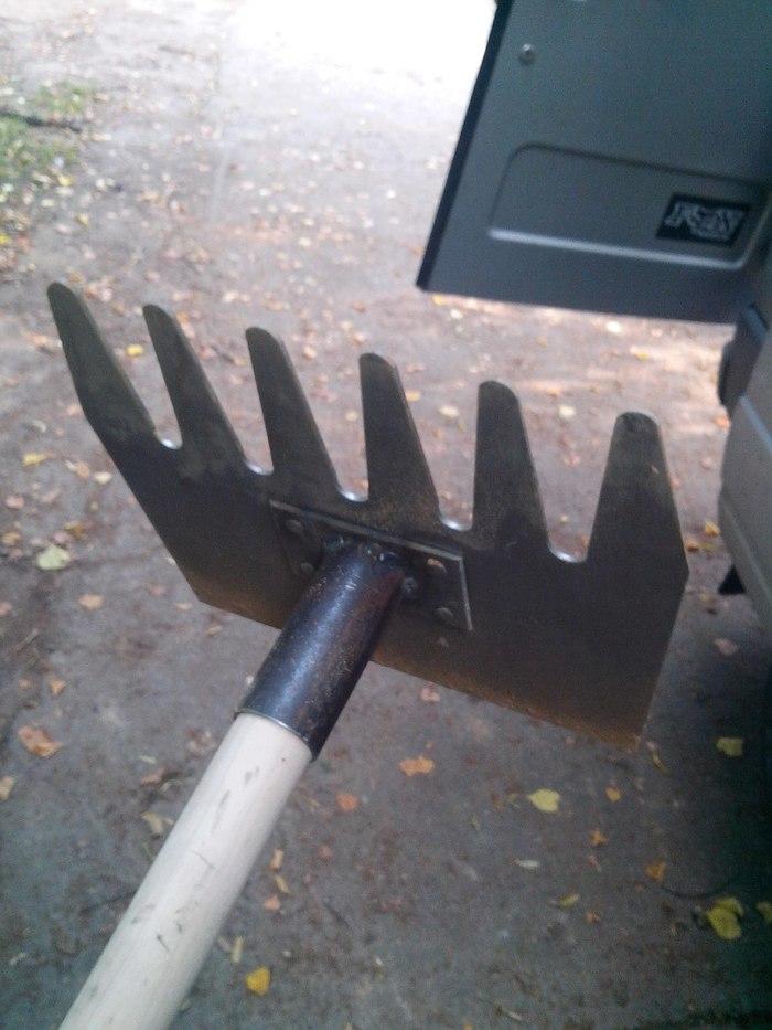 Неординарный инструмент - где же мастера найти Металлообработка, Пожарный инструмент, Трейлбилдинг, Работа с металлом, Длиннопост