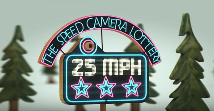 Мотивация Превышение скорости, Лотерея, Швеция, Автомобилисты, Мотивация, Штраф, Пдд, Видео