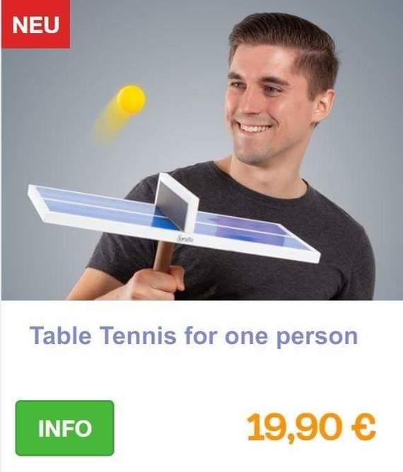 Настольный теннис для интровертов