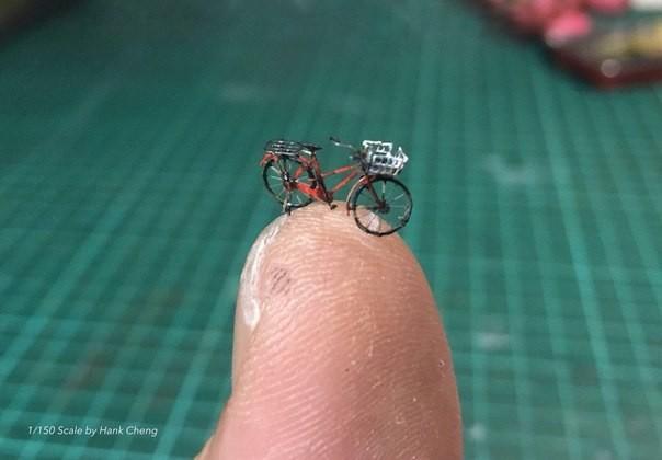 Велосипед Моделизм, Стендовый моделизм, Велосипед, Модели, Масштаб