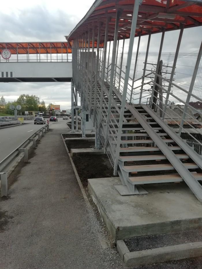 Доступная среда Лифт, Доступная среда, Инвалиды-Колясочники, Мост, Екатеринбург, Длиннопост