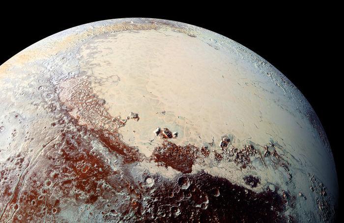 Ученые представляют космохимическую модель формирования Плутона Плутон, Планета