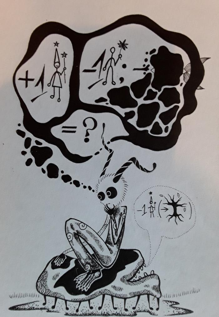 Мистер Улиточка в сложной ситуации. Мистер Улиточка, Комиксы, Рапидограф, Длиннопост