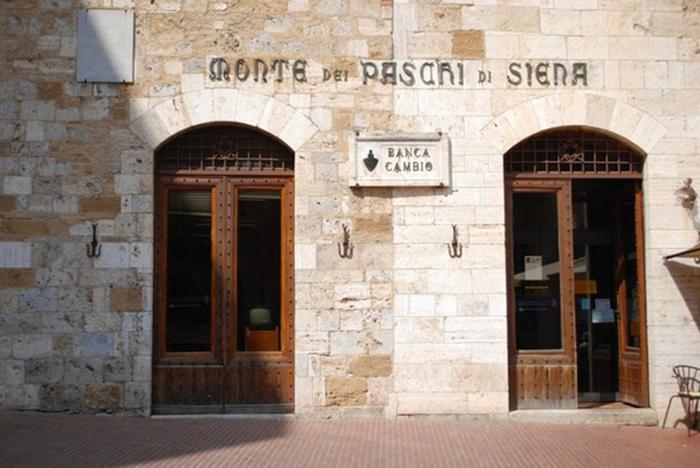"""Самый старый банк в мире """"Монте деи Паски"""" Банк, Средневековье, Махинации, Длиннопост"""